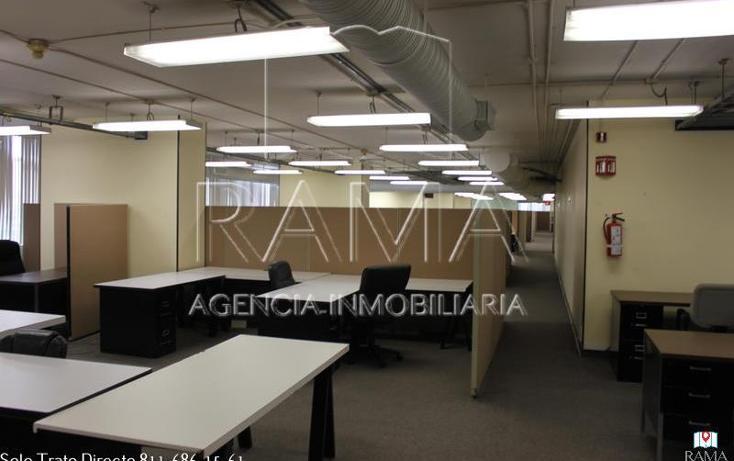 Foto de oficina en renta en  , centro, monterrey, nuevo león, 2023058 No. 02