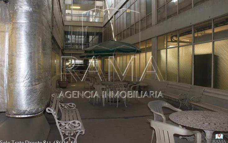 Foto de oficina en renta en  , centro, monterrey, nuevo león, 2023058 No. 06