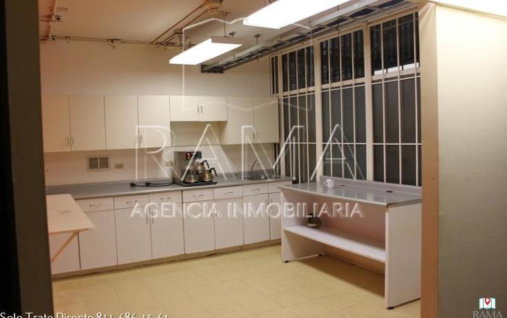 Foto de oficina en renta en  , centro, monterrey, nuevo león, 2023058 No. 07