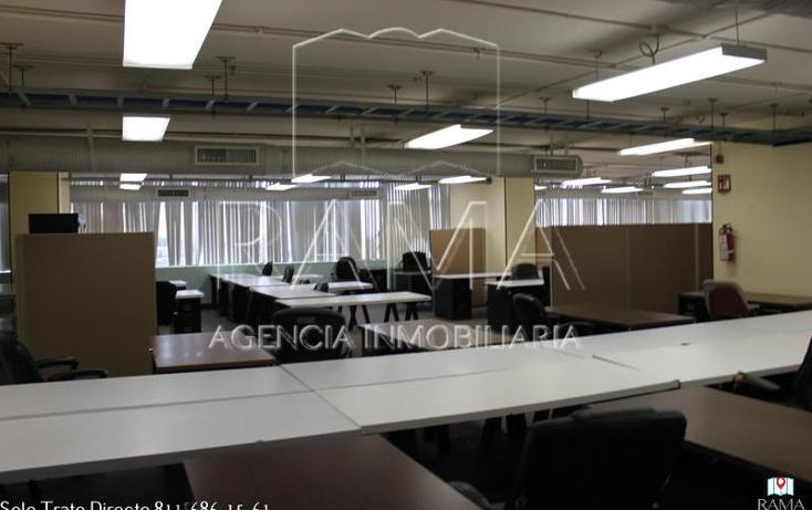 Foto de oficina en renta en  , centro, monterrey, nuevo león, 2023058 No. 12