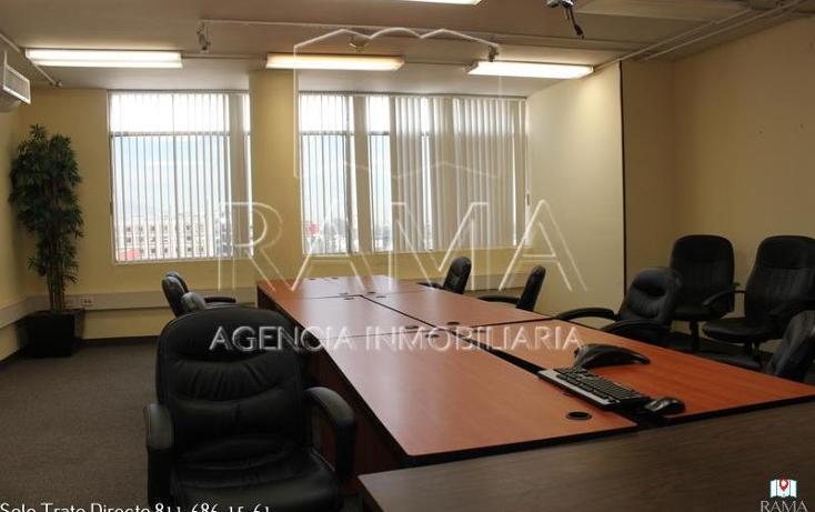 Foto de oficina en renta en  , centro, monterrey, nuevo león, 2023058 No. 13
