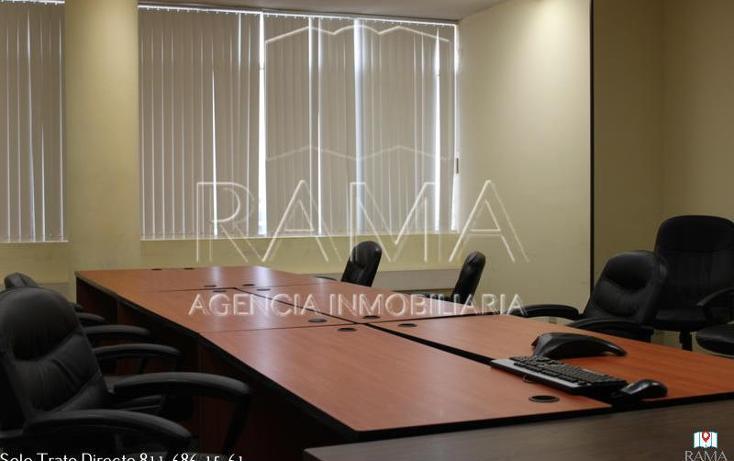 Foto de oficina en renta en  , centro, monterrey, nuevo león, 2023084 No. 11
