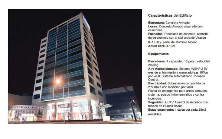 Foto de oficina en renta en  , centro, monterrey, nuevo león, 2728310 No. 01