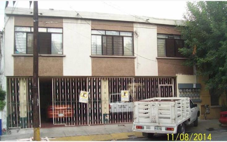 Foto de edificio en venta en  , centro, monterrey, nuevo león, 629802 No. 01
