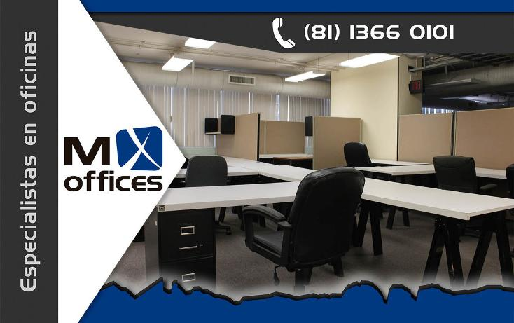 Foto de oficina en renta en  , centro, monterrey, nuevo león, 746825 No. 01