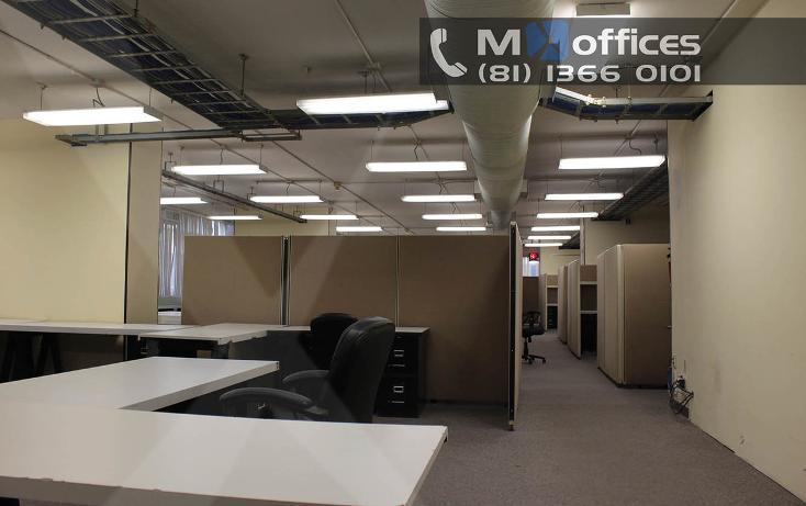 Foto de oficina en renta en  , centro, monterrey, nuevo león, 746825 No. 09