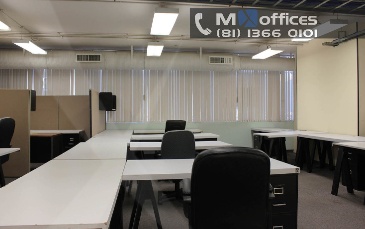 Foto de oficina en renta en  , centro, monterrey, nuevo le?n, 746827 No. 05