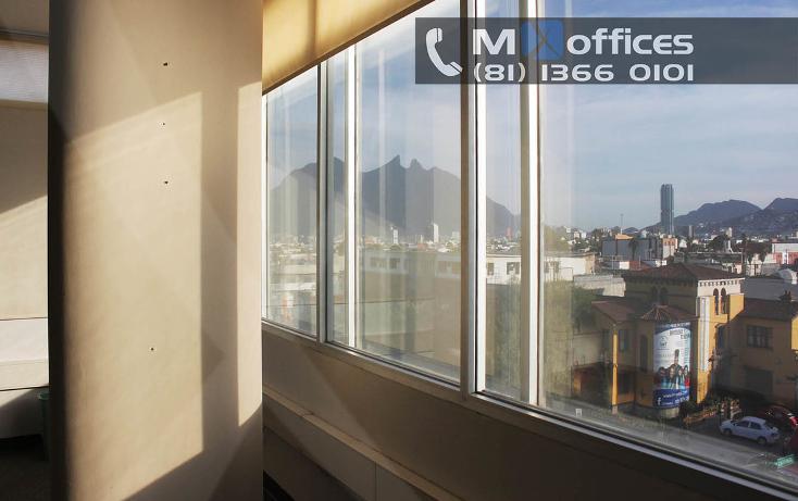 Foto de oficina en renta en  , centro, monterrey, nuevo león, 746833 No. 10