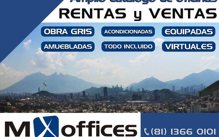 Foto de oficina en renta en  , centro, monterrey, nuevo león, 746841 No. 02