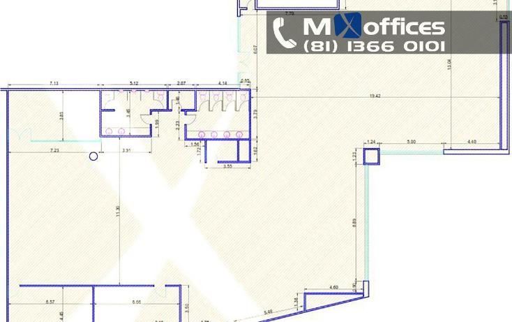 Foto de oficina en renta en  , centro, monterrey, nuevo le?n, 887335 No. 03