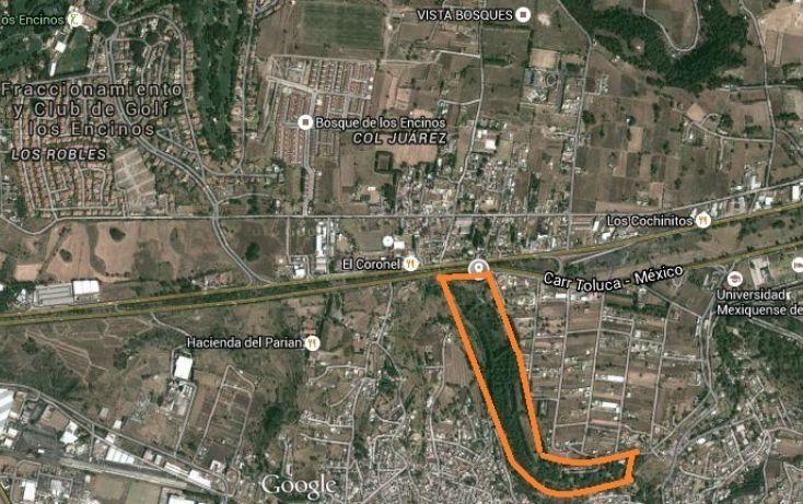 Foto de terreno comercial en venta en, centro ocoyoacac, ocoyoacac, estado de méxico, 1307537 no 03