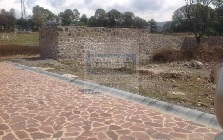 Foto de terreno habitacional en venta en  , centro ocoyoacac, ocoyoacac, méxico, 1166313 No. 05