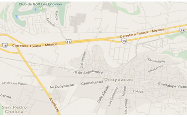 Foto de terreno habitacional en venta en  , centro ocoyoacac, ocoyoacac, m?xico, 1244761 No. 06