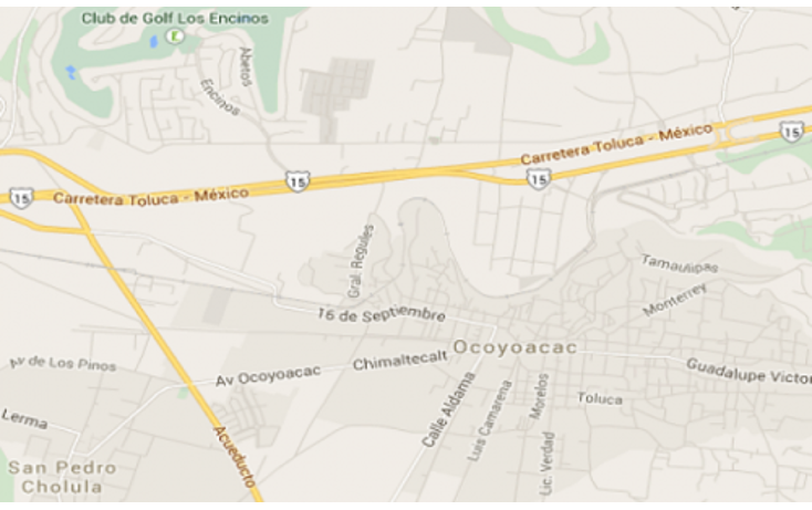 Foto de terreno habitacional en venta en  , centro ocoyoacac, ocoyoacac, m?xico, 1244765 No. 07