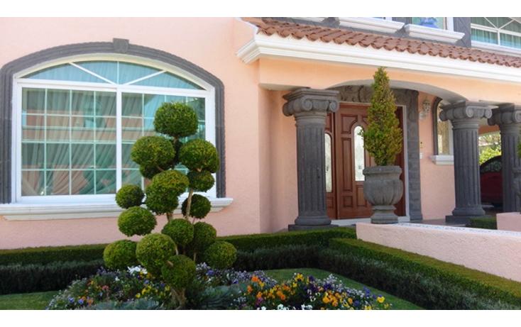 Foto de casa en venta en  , centro ocoyoacac, ocoyoacac, méxico, 1438149 No. 03
