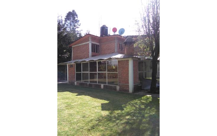 Foto de casa en venta en  , centro ocoyoacac, ocoyoacac, méxico, 1637740 No. 02