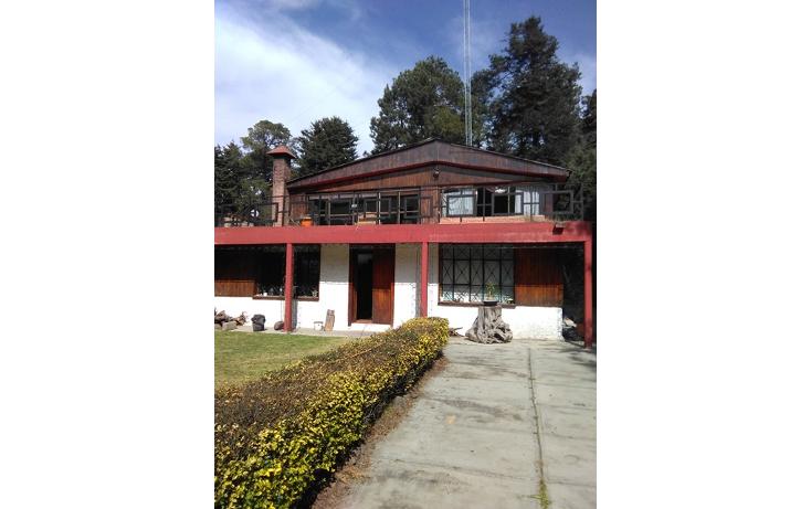 Foto de casa en venta en  , centro ocoyoacac, ocoyoacac, méxico, 1637740 No. 04