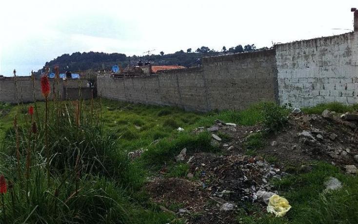Foto de terreno habitacional en venta en  , centro ocoyoacac, ocoyoacac, méxico, 222724 No. 02