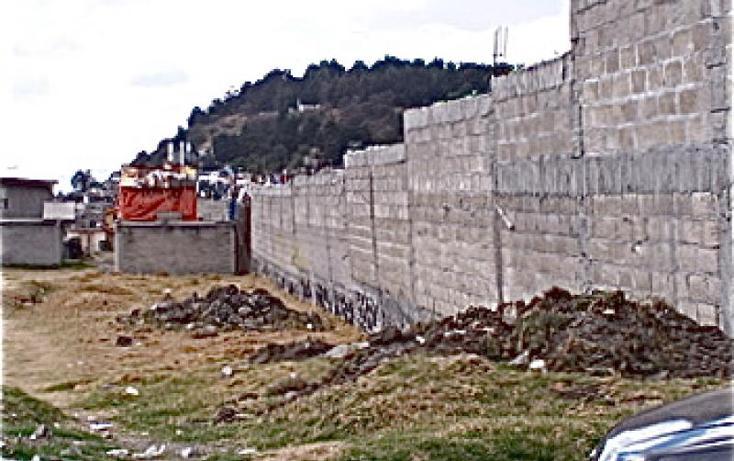 Foto de terreno habitacional en venta en  , centro ocoyoacac, ocoyoacac, méxico, 222724 No. 04