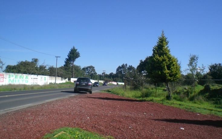 Foto de terreno habitacional en venta en  , centro ocoyoacac, ocoyoacac, méxico, 564043 No. 03