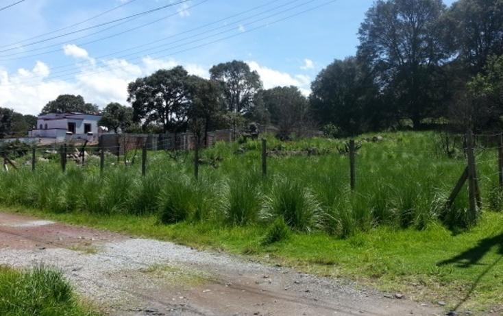 Foto de terreno habitacional en venta en  , centro ocoyoacac, ocoyoacac, méxico, 564043 No. 07