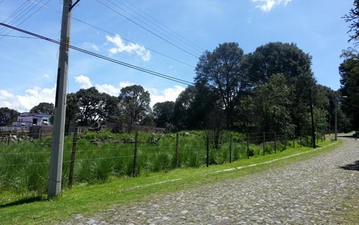 Foto de terreno habitacional en venta en  , centro ocoyoacac, ocoyoacac, méxico, 564043 No. 08