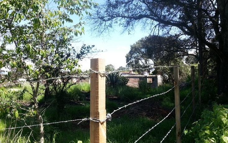 Foto de terreno habitacional en venta en  , centro ocoyoacac, ocoyoacac, méxico, 564043 No. 10