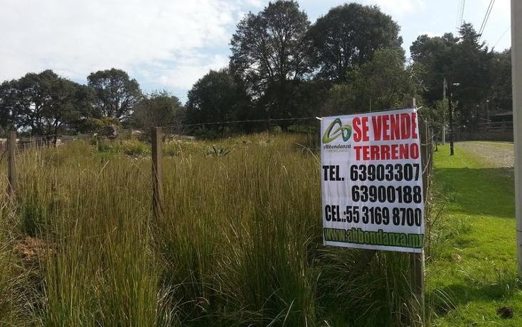 Foto de terreno habitacional en venta en  , centro ocoyoacac, ocoyoacac, méxico, 564043 No. 13