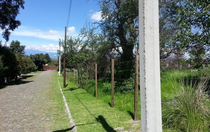 Foto de terreno habitacional en venta en  , centro ocoyoacac, ocoyoacac, méxico, 564043 No. 14