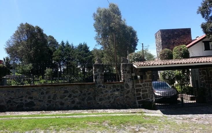 Foto de terreno habitacional en venta en  , centro ocoyoacac, ocoyoacac, méxico, 564043 No. 16