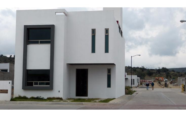 Foto de casa en venta en  , centro, pachuca de soto, hidalgo, 1198293 No. 01