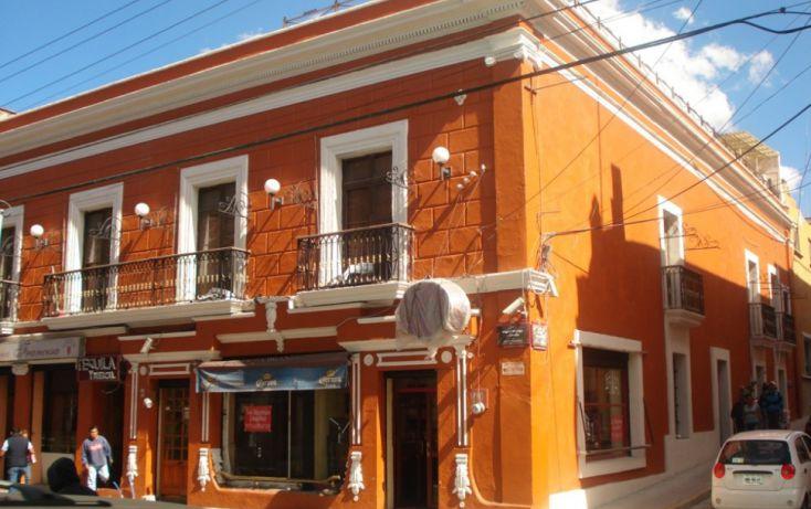Foto de edificio en renta en, centro, pachuca de soto, hidalgo, 1363231 no 01