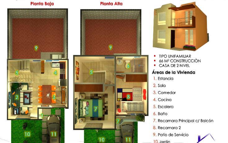 Foto de casa en venta en, centro, pachuca de soto, hidalgo, 1529934 no 15