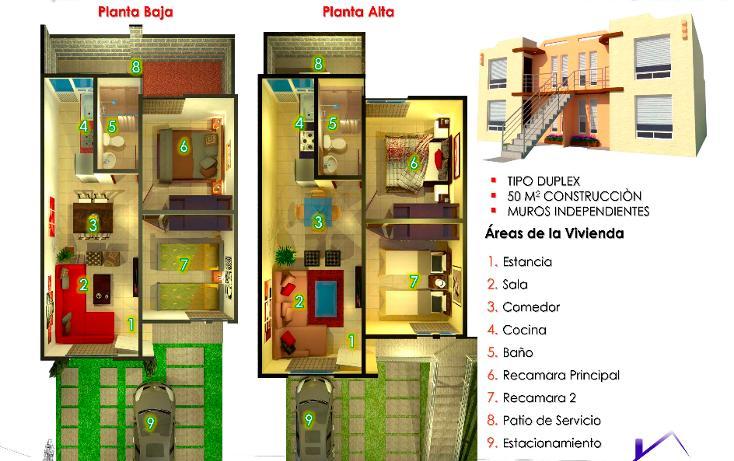 Foto de departamento en venta en  , centro, pachuca de soto, hidalgo, 1556956 No. 13