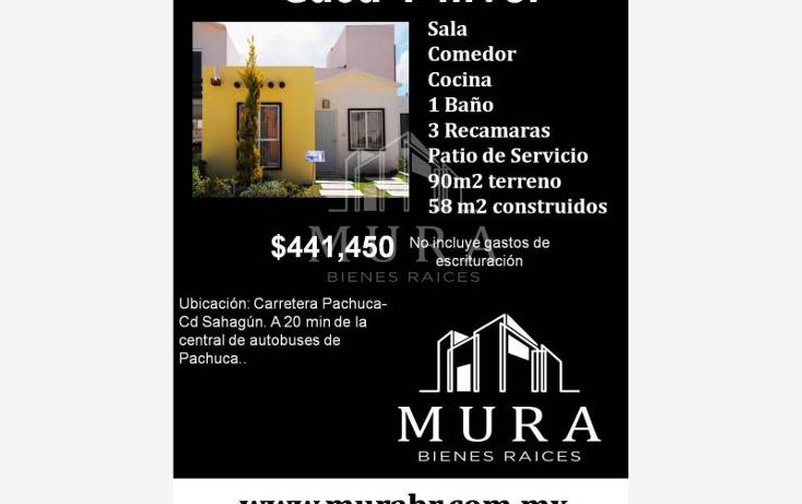 Foto de casa en venta en  , centro, pachuca de soto, hidalgo, 1670226 No. 09