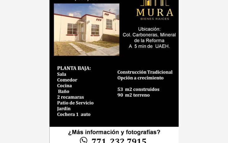 Foto de casa en venta en  , centro, pachuca de soto, hidalgo, 1746079 No. 10