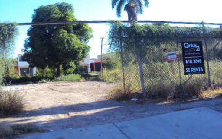 Foto de terreno habitacional en renta en  , centro plaza mochis, ahome, sinaloa, 1863100 No. 02