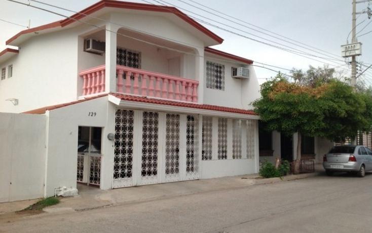 Foto de casa en venta en  , centro plaza mochis, ahome, sinaloa, 1863114 No. 01