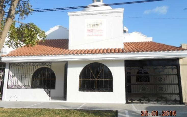 Foto de casa en venta en  , centro plaza mochis, ahome, sinaloa, 1863230 No. 01