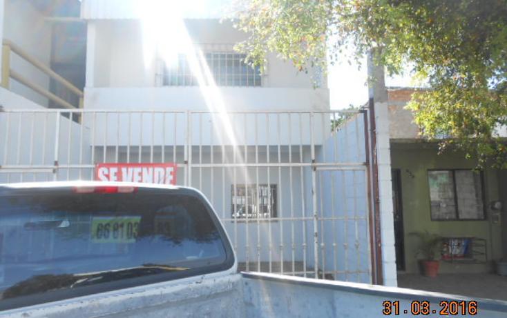 Foto de casa en venta en  , centro plaza mochis, ahome, sinaloa, 1863236 No. 01