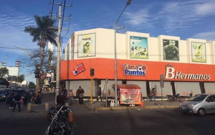 Foto de edificio en venta en  , centro plaza mochis, ahome, sinaloa, 1863362 No. 01