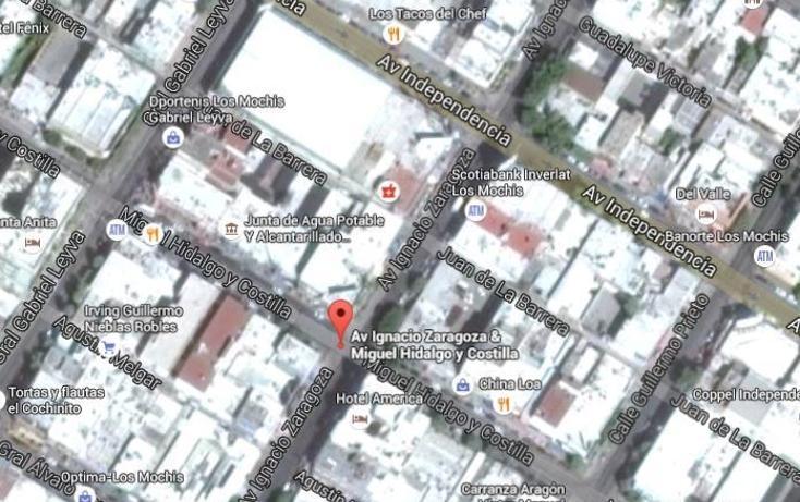 Foto de edificio en venta en  , centro plaza mochis, ahome, sinaloa, 1863362 No. 07