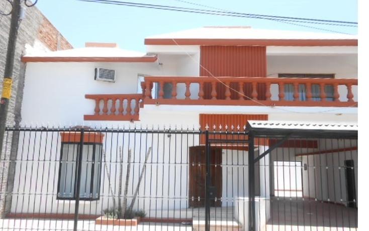 Foto de casa en venta en  , centro plaza mochis, ahome, sinaloa, 1962715 No. 01
