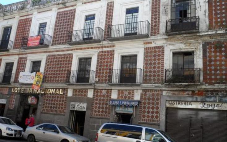 Foto de edificio en venta en  , centro, puebla, puebla, 1376799 No. 01