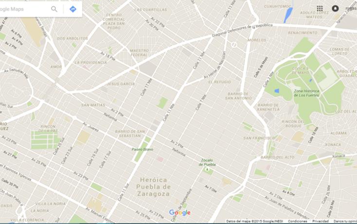 Foto de terreno comercial en venta en  , centro, puebla, puebla, 1436705 No. 01