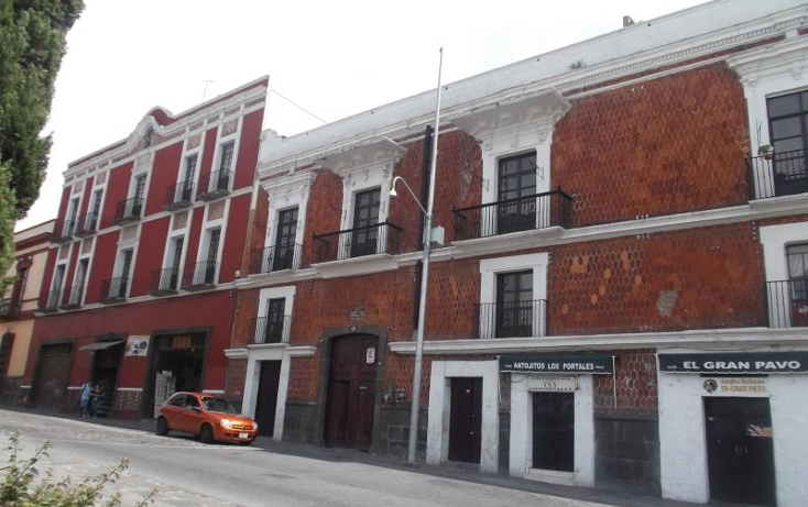 Foto de edificio en venta en  , centro, puebla, puebla, 1669252 No. 01