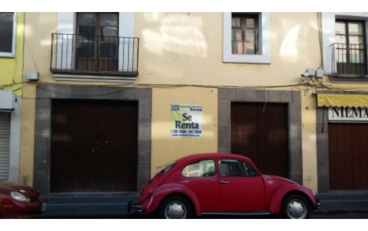 Foto de local en renta en  , centro, puebla, puebla, 1768918 No. 01