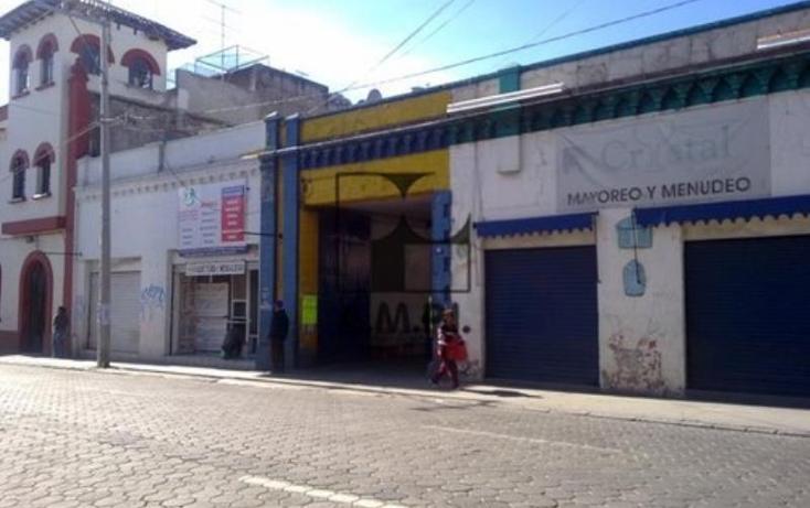 Foto de nave industrial en venta en  , centro, puebla, puebla, 956565 No. 01