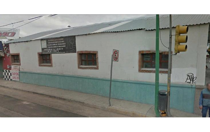 Foto de terreno comercial en venta en  , centro, querétaro, querétaro, 1436051 No. 04