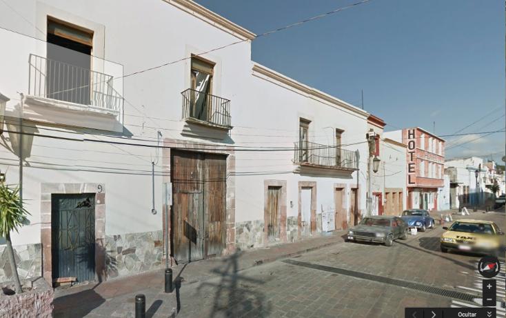 Foto de terreno comercial en venta en  , centro, querétaro, querétaro, 1484177 No. 02